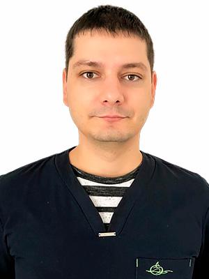 Кузменков Дмитрий Сергеевич, терапевт-стоматолог